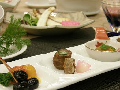 和食懐石料理イメージ