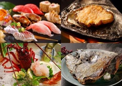 お魚好きにはたまらない美味の数々