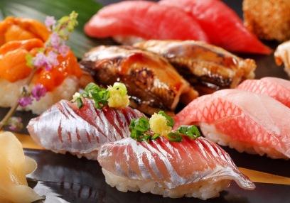 鮮度抜群の網元寿司