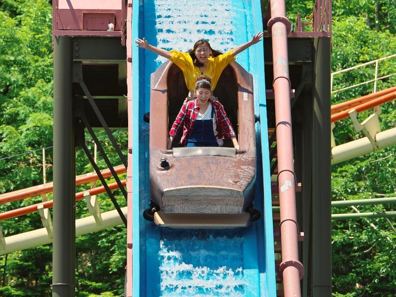 ≪早めがお得≫ルスツがまるごと楽しめてお得です。<br>遊園地は北海道最大級60種類以上のアトラクション!遊園地滞在券で2日間遊び放題!