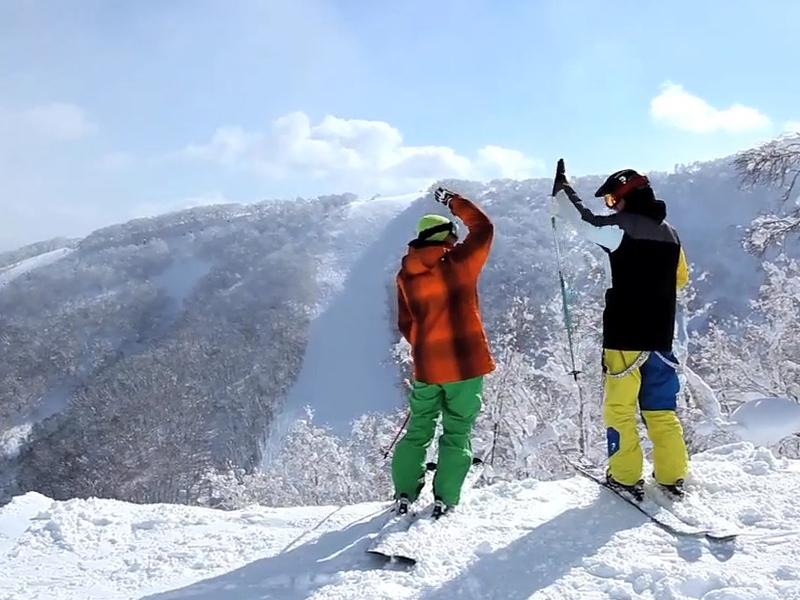 ≪ルスツリゾートスキー場≫<br>3つの山、最大37コース!さぁエンジョイスキー!
