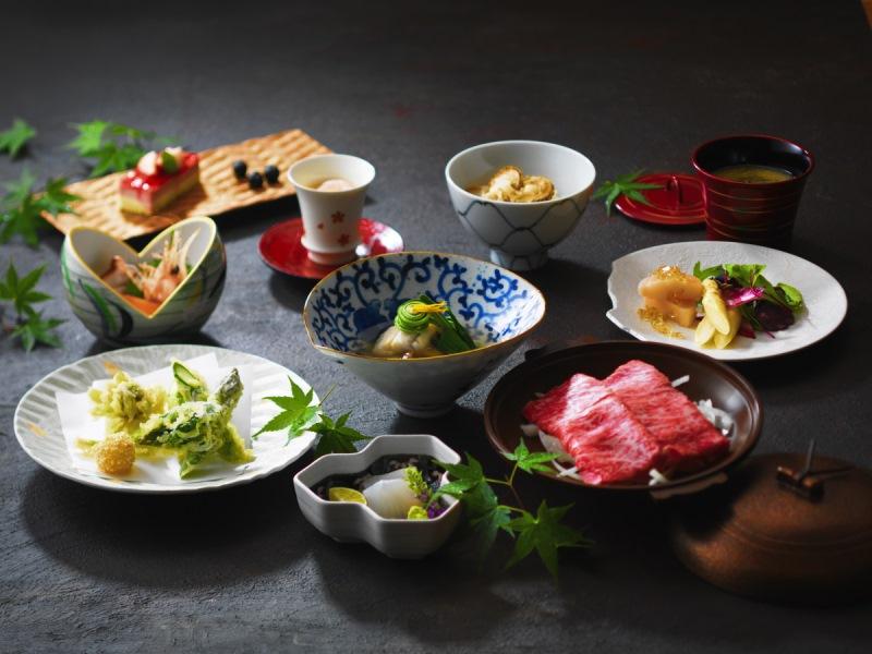 ≪こだわりの北海道素材≫<br>海・山ともに近い立地、ルスツの美味しいをお届け。