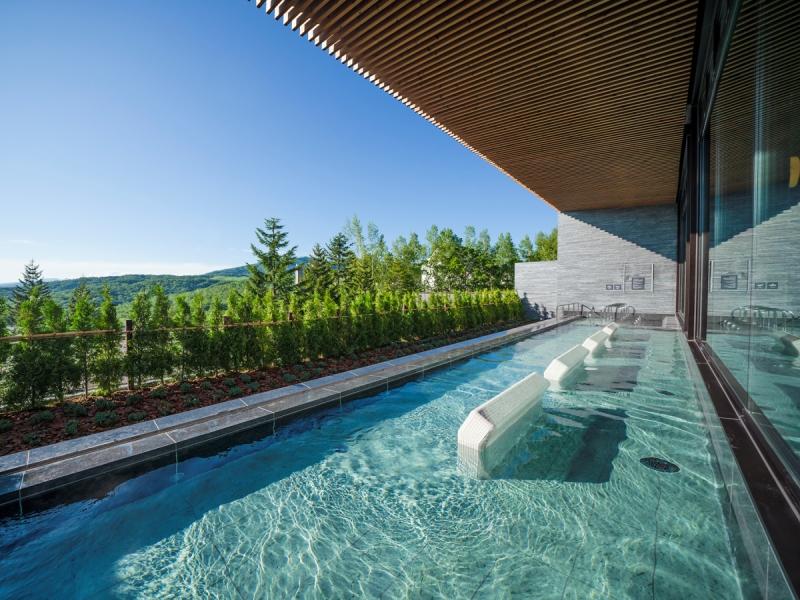 ≪2019年7月オープン≫ <br>ノースウイング大浴場「ルスツ温泉・・ことぶきの湯」