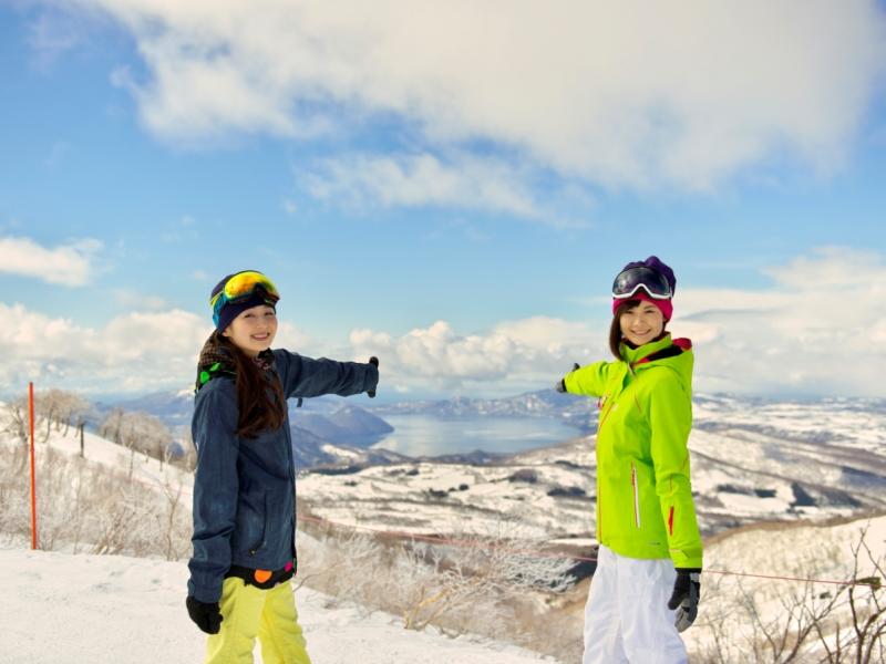 【日程限定】Mt.イゾラ山頂展望ツアー(別途有料)<br>樹氷の世界から眺める360°の大パノラマ絶景