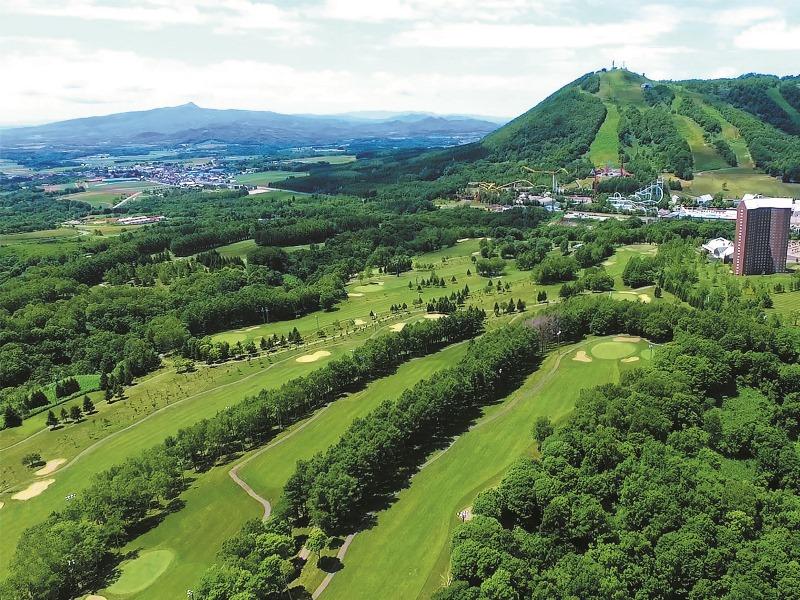 ≪ルスツリゾートゴルフ72≫タワーコース