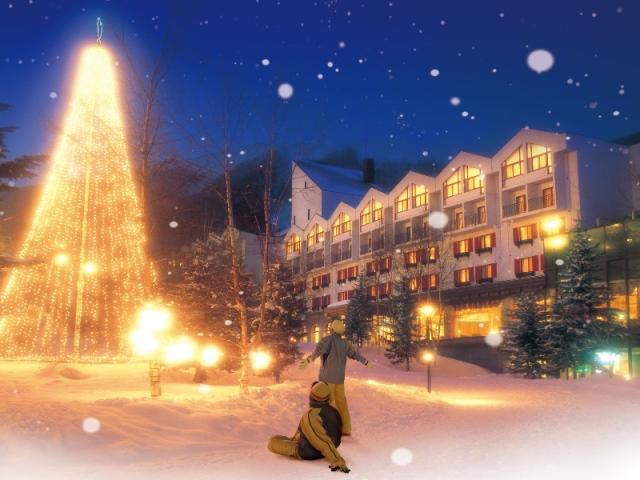 Hokkaido No.1 Ski-in ski-out resort!