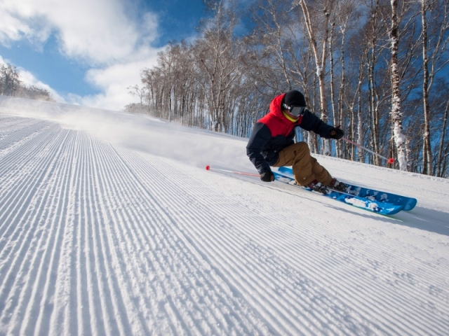 Come to enjoy a wonderful ski holidays in Hokkaido!