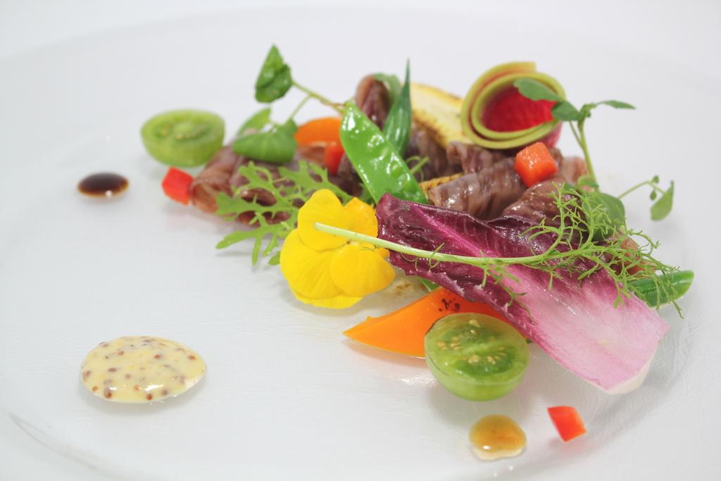 ご夕食は美味しさ引き立つ美しい彩りの「みなかみイタリアン」 ※画像はイメージです