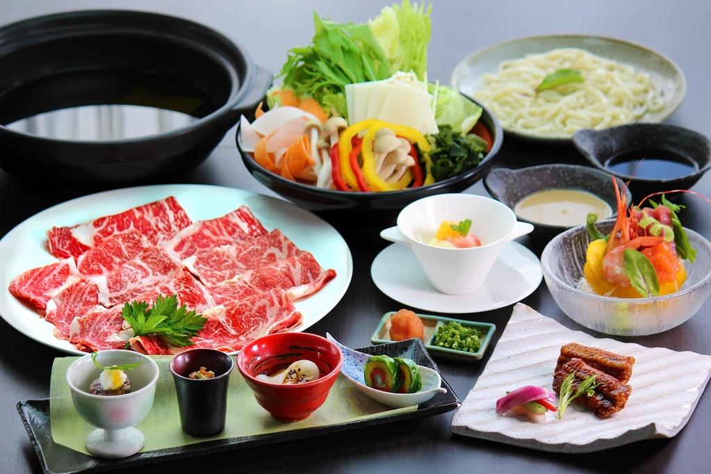 和食好きな方におすすめの「しゃぶしゃぶ和膳」※イメージです