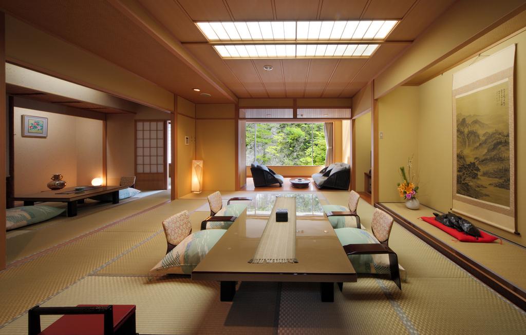 VIP専用に作られた気品と高級感溢れる貴賓室