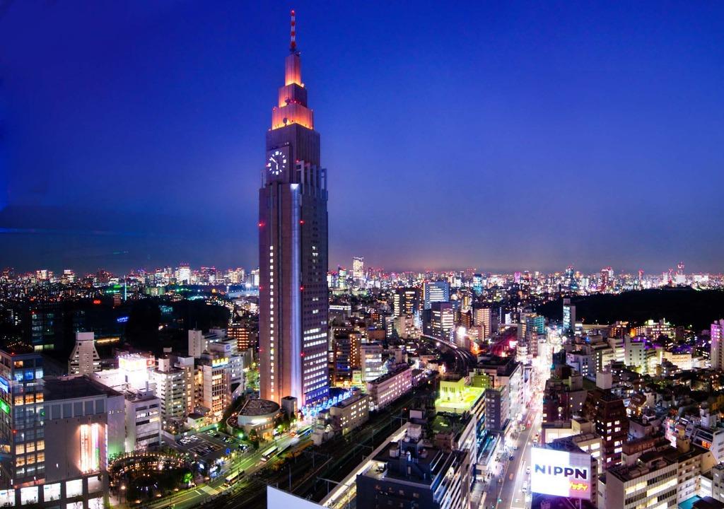 お部屋は全て22階以上。東京の眺望をお楽しみください