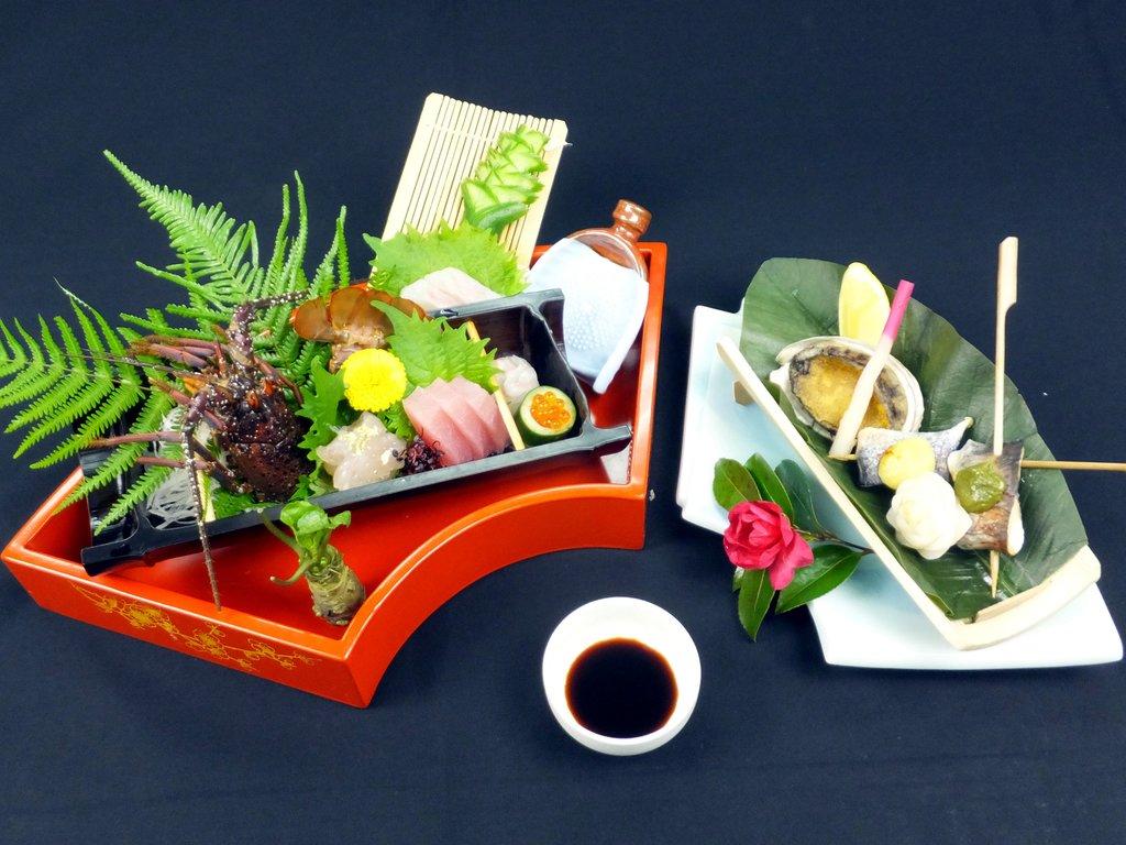 ご夕食イメージ★特選★  ※季節によりお料理内容は変わります。