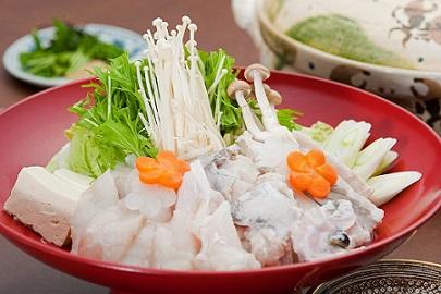 虎河豚鍋イメージ