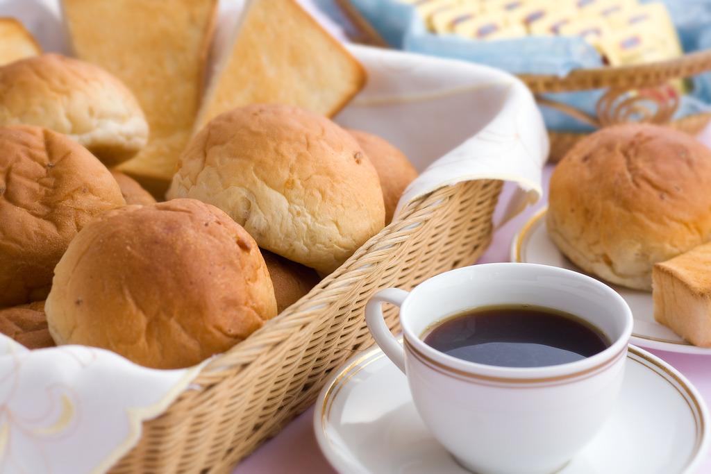 朝食軽食サービス(※イメージ)