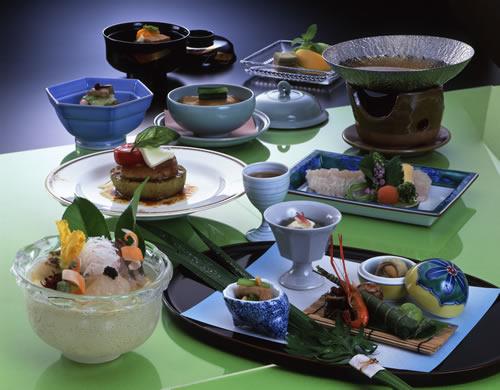 初夏の料理写真(イメージ)