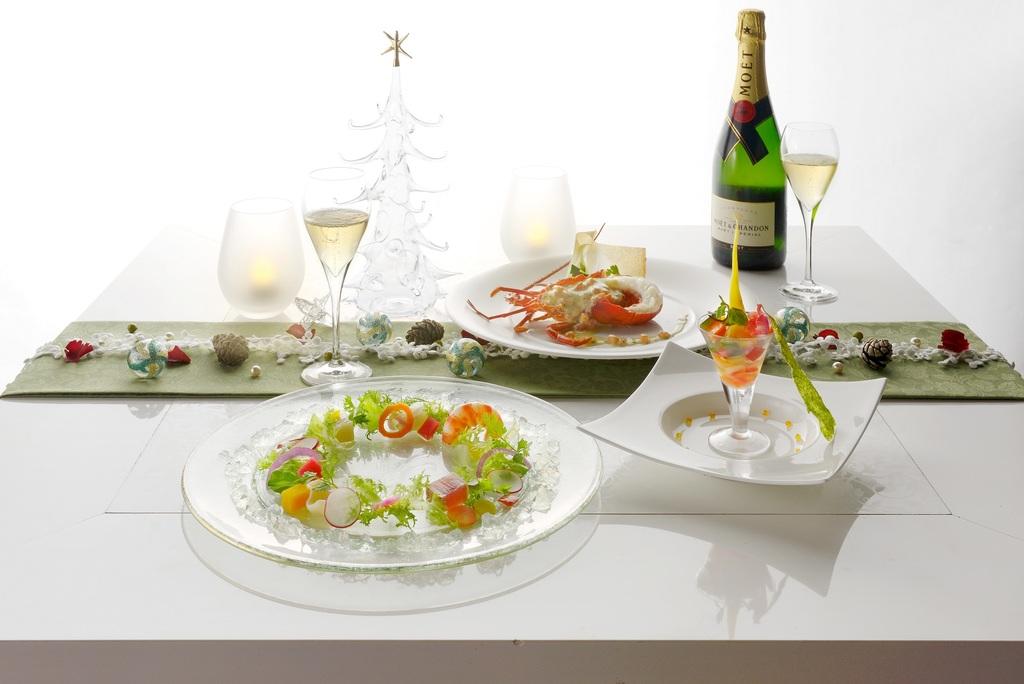 クリスマスディナー 2017
