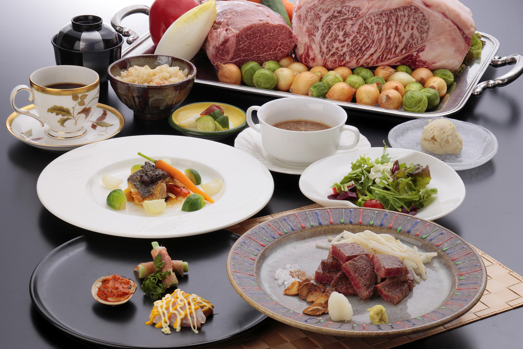 A5ランク和牛 仙台牛グリルコース 〜料理イメージ〜
