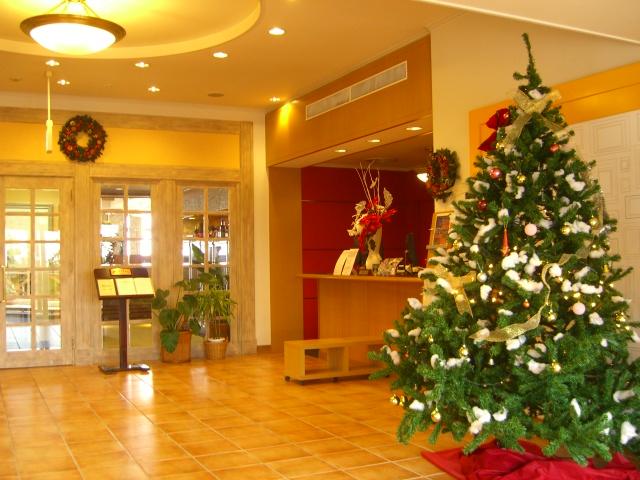 オテル・ド・摩耶のクリスマス