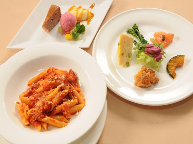 【ランチ】-Casual-コースの料理イメージ