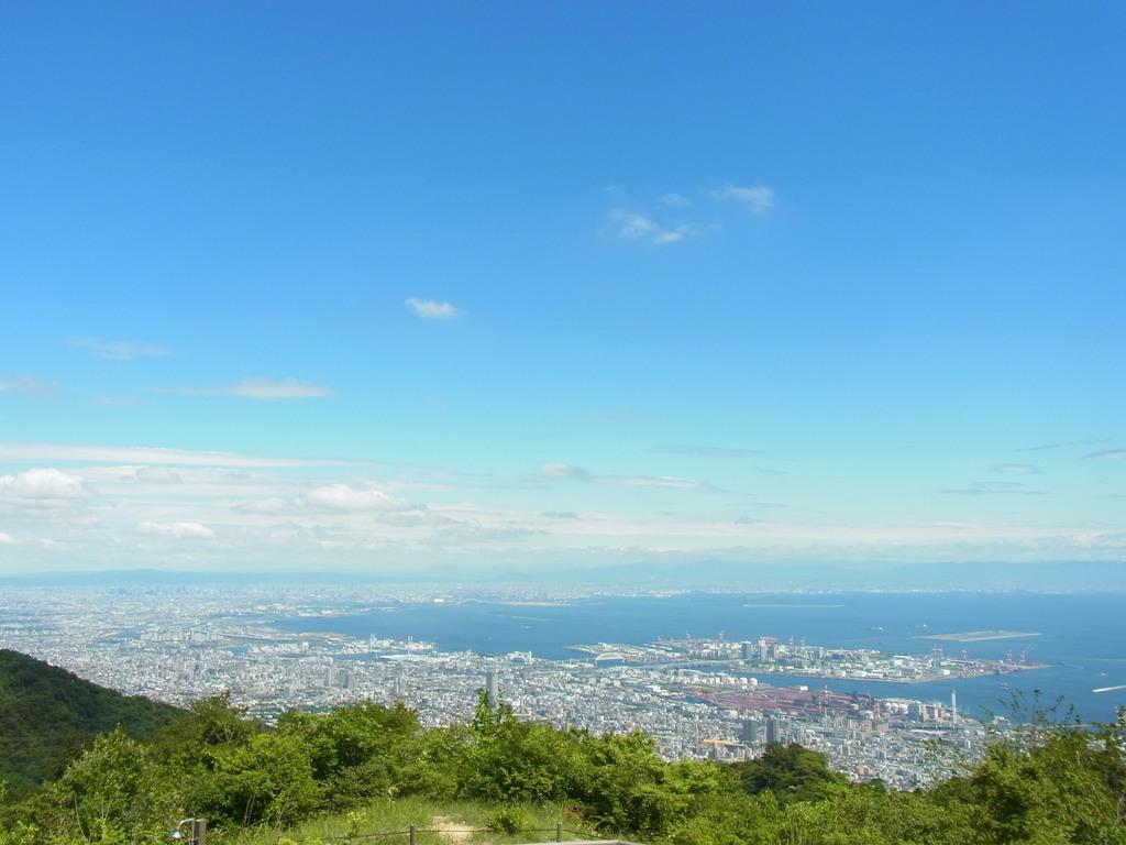 摩耶の自然環境の中、四季折々の景観をお楽しみください