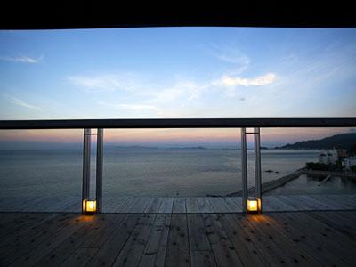 天上の桟敷・展望テラス