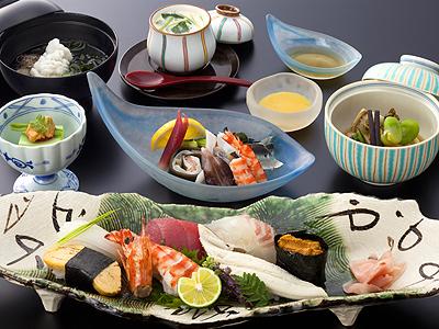 握り寿司コース ※イメージ