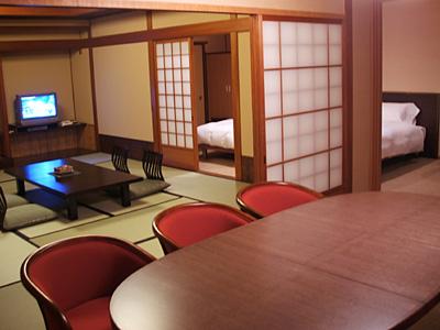 【特別フロア・里楽】里楽ファミリールーム(客室一例)