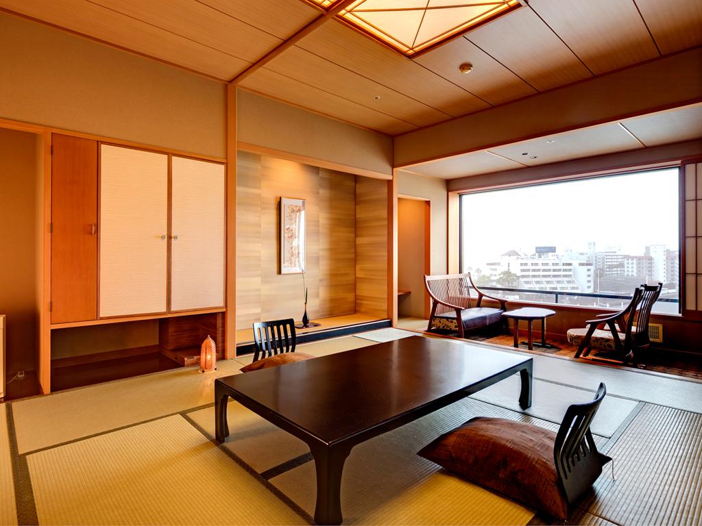 松涛閣和室(客室一例)