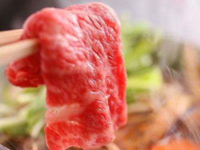 淡路牛と阿波尾鶏の旨みが絡み合います。(画像はイメージです)