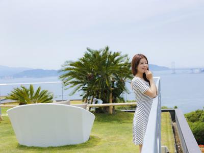 淡路島の数あるホテルの中でも抜群の眺望が自慢の丘の上のヒーリングリゾート「プラザ淡路島」