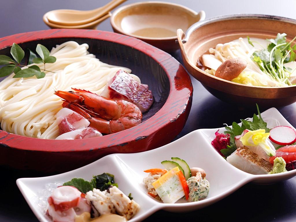 「淡路島ぬーどる」のお料理イメージ