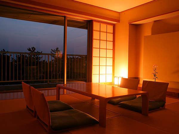 インテリアにこだわった琉球畳和室