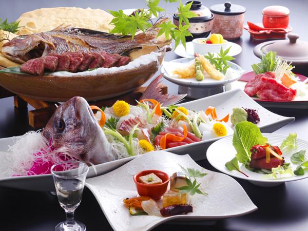 淡路島の春の味覚を詰め込んだ料理(イメージ)