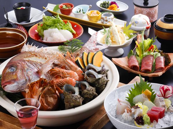 季節の和会席料理(イメージ)