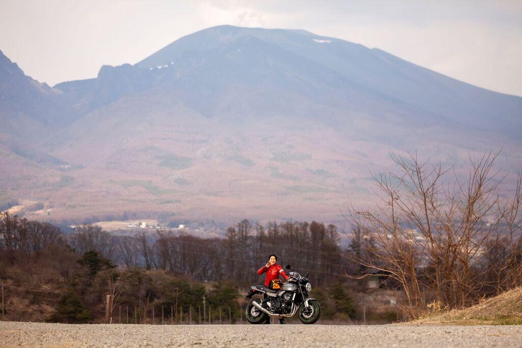 バイクで信州を満喫
