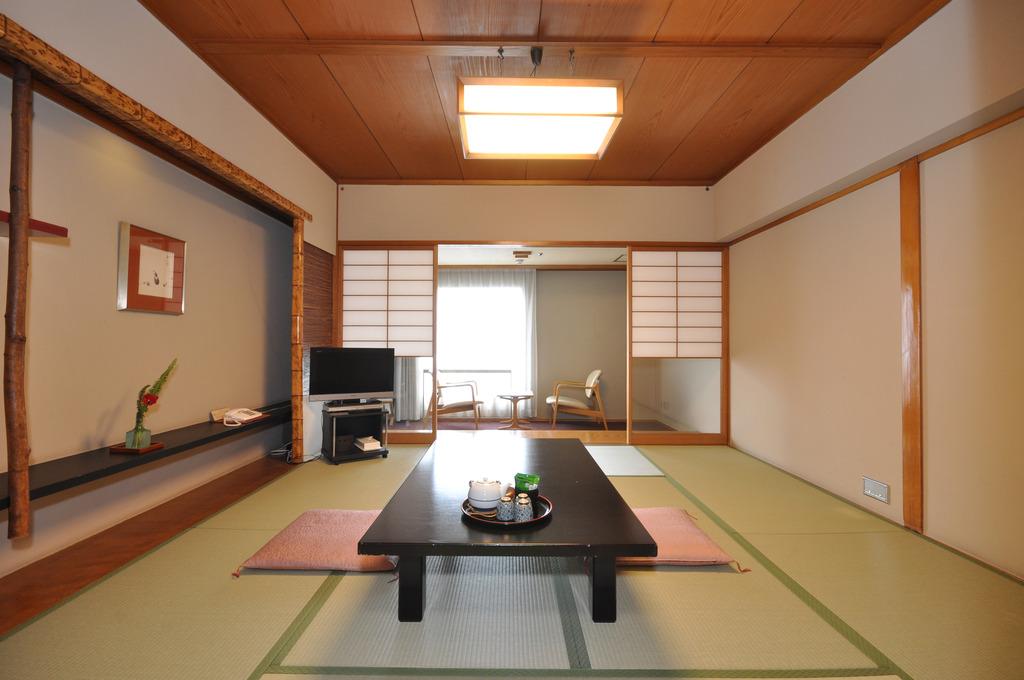 8 Mats Tatami Room