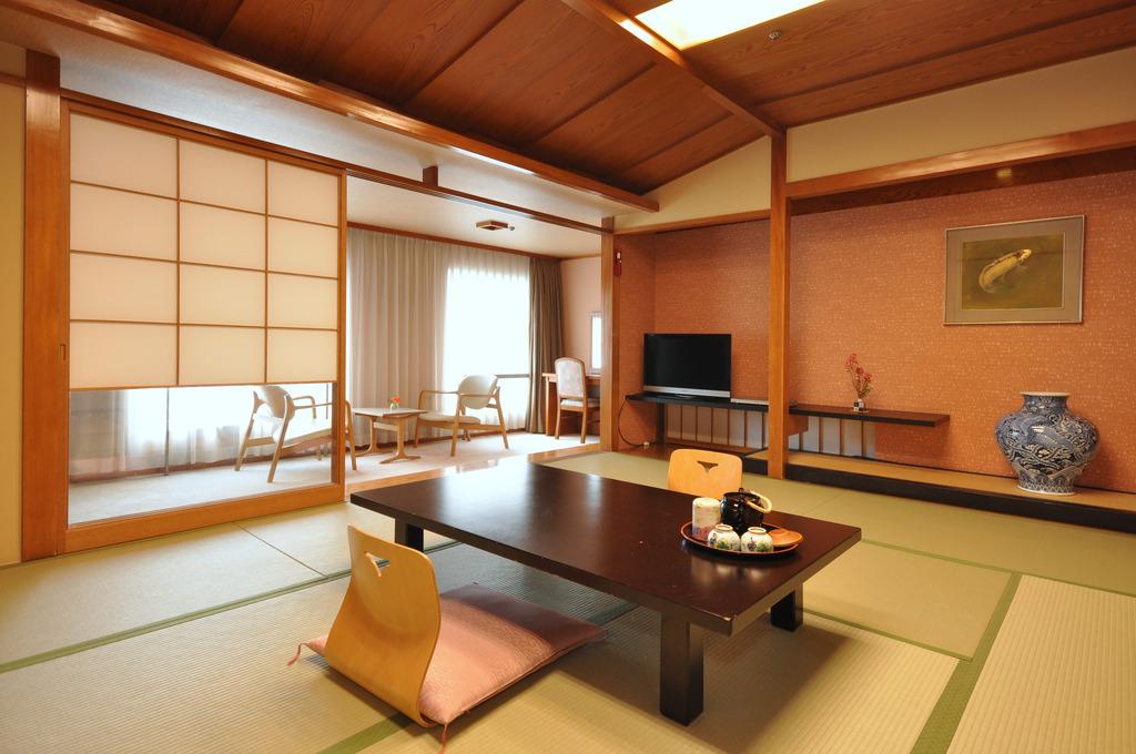 10 Mats Tatami Room