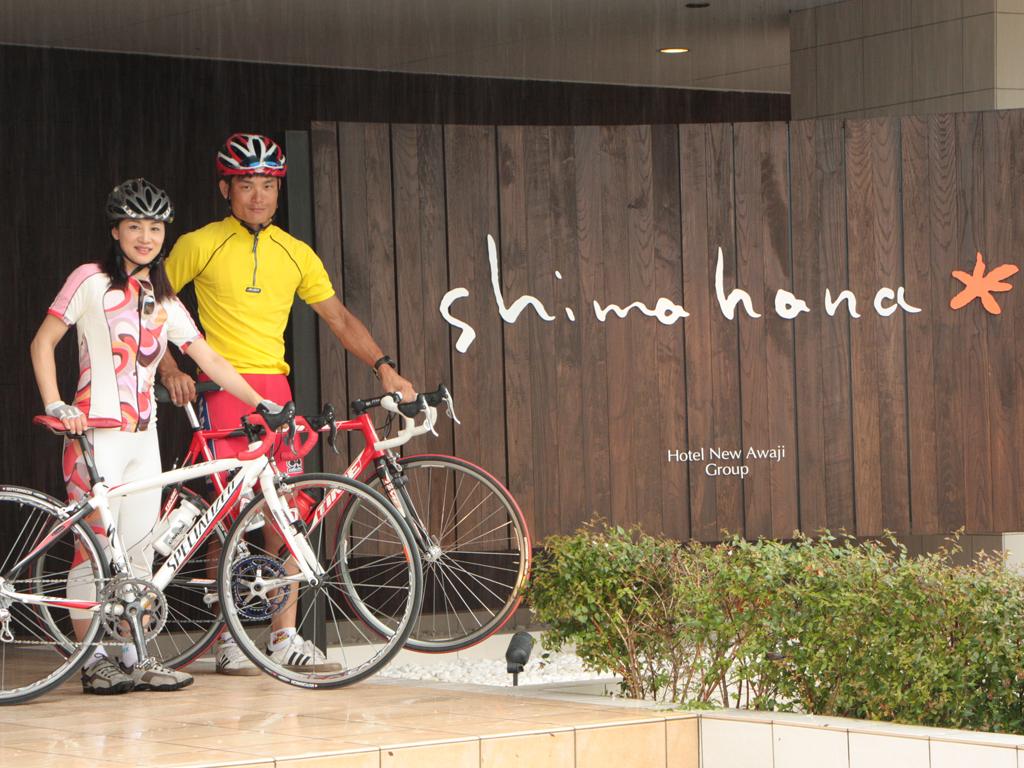 自転車好きに大人気の<br>淡路島一周(アワイチ)