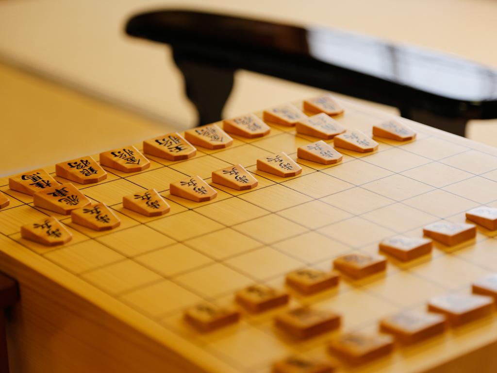 棋聖戦五番勝負 第1局
