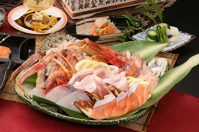 お鍋の定番!寄せ鍋風「弁慶鍋」で、冬の味覚を満喫!♪(画像はイメージです)