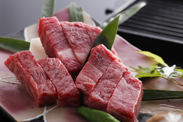 A4ランク以上の姫路和牛を120gに増量!!(画像はイメージです)