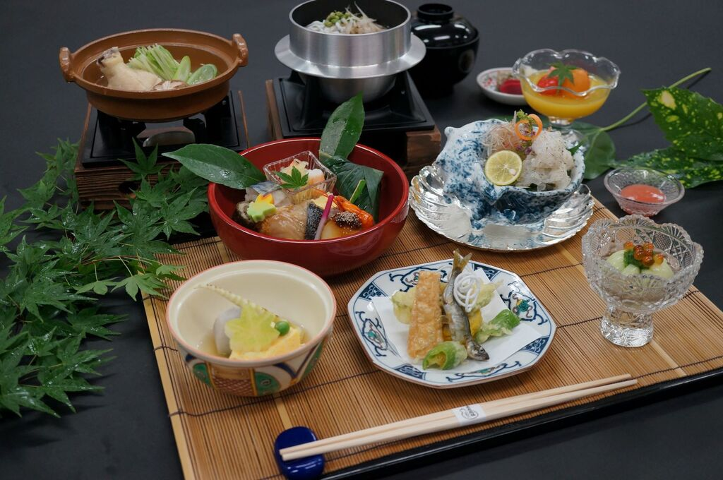 昼の膳イメージ 悠your湯【蟹】(かにすき)