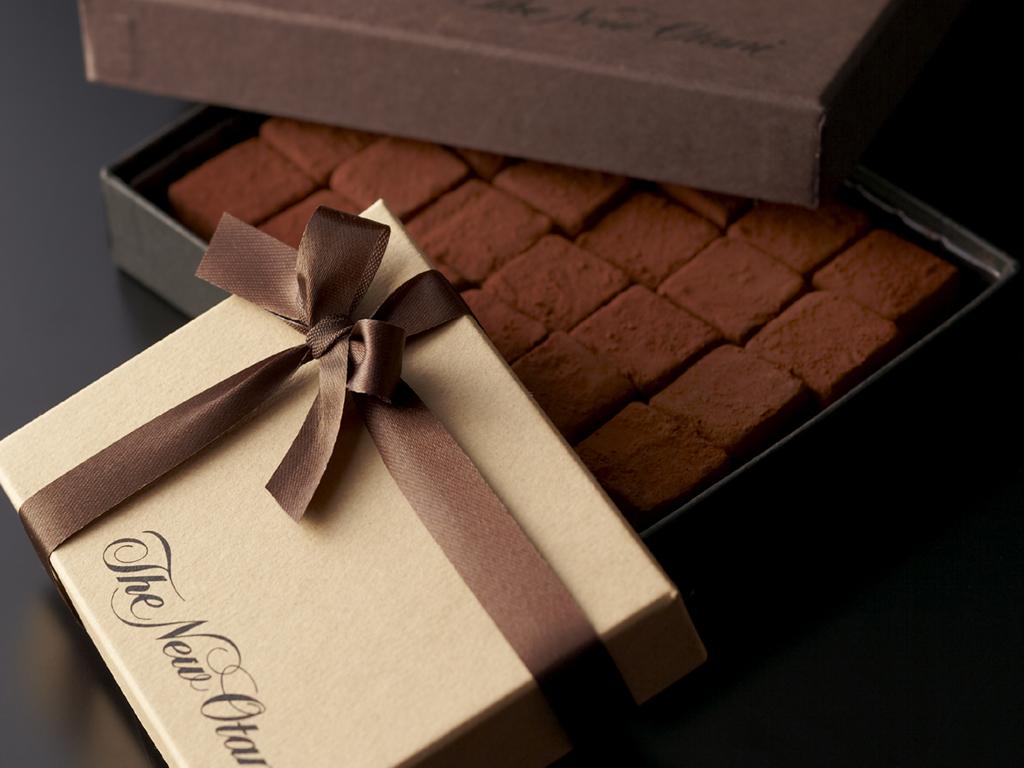 ホテルニューオータニ博多で長年愛されてきた生チョコレート「マダムアッシュ」