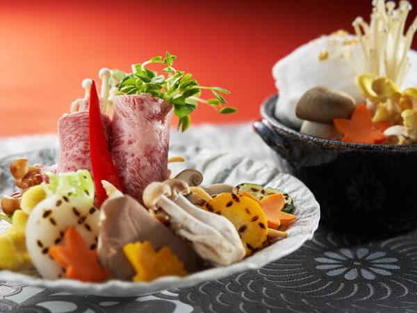 牛肉すき焼き鍋