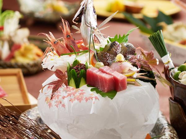 日本海の旬の恵み
