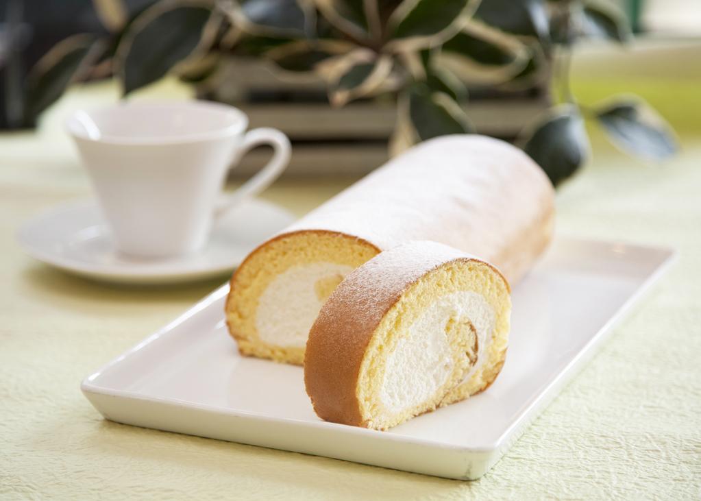 ハチミツロールケーキ ※イメージ