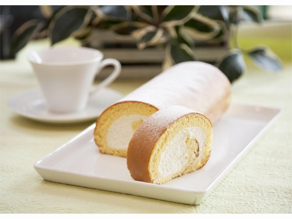 ※ハチミツロールケーキ イメージ