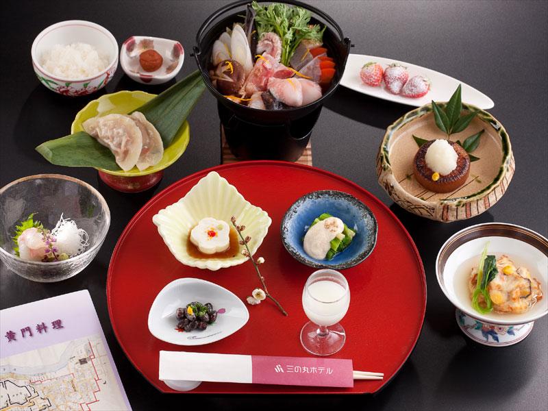 徳川光圀公が食した伝説の料理が現代に蘇る(写真は一例)