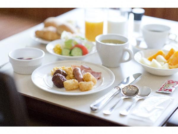 朝食は和洋バイキング7:00~