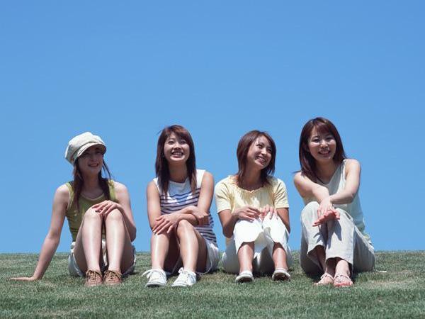 八ヶ岳高原で女子旅!